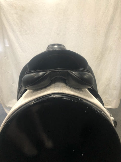 "Used Albion SLK 18"" Dressage Saddle"