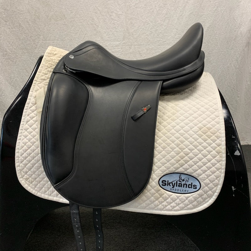 "Demo Equipe 17"" Karina Monoflap Dressage Saddle"