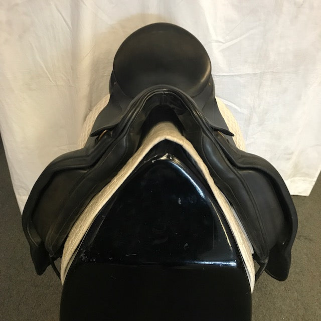 "Used Albion SLK Ultima 17.5"" Dressage Saddle"