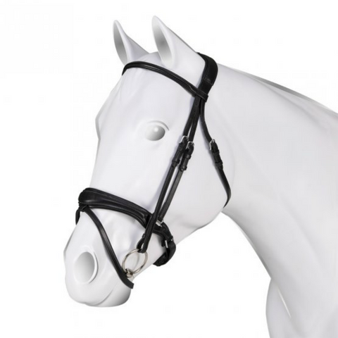 Stanford S Anatomical Snaffle Bridle