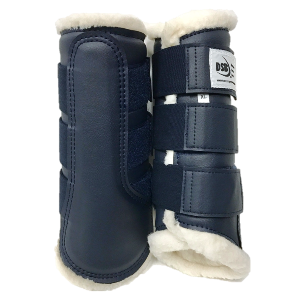 Original DSB by Dressage Sport Boots Navy