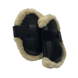 Prestige Fetlock Boots with Sheepskin and Velcro