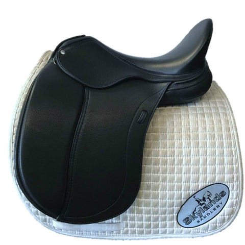 "HOLD: Demo Passion K 18"" Dressage Saddle"