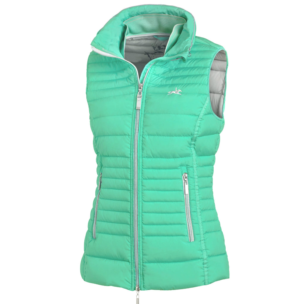 Schockemohle Pepina Quilted Down Vest