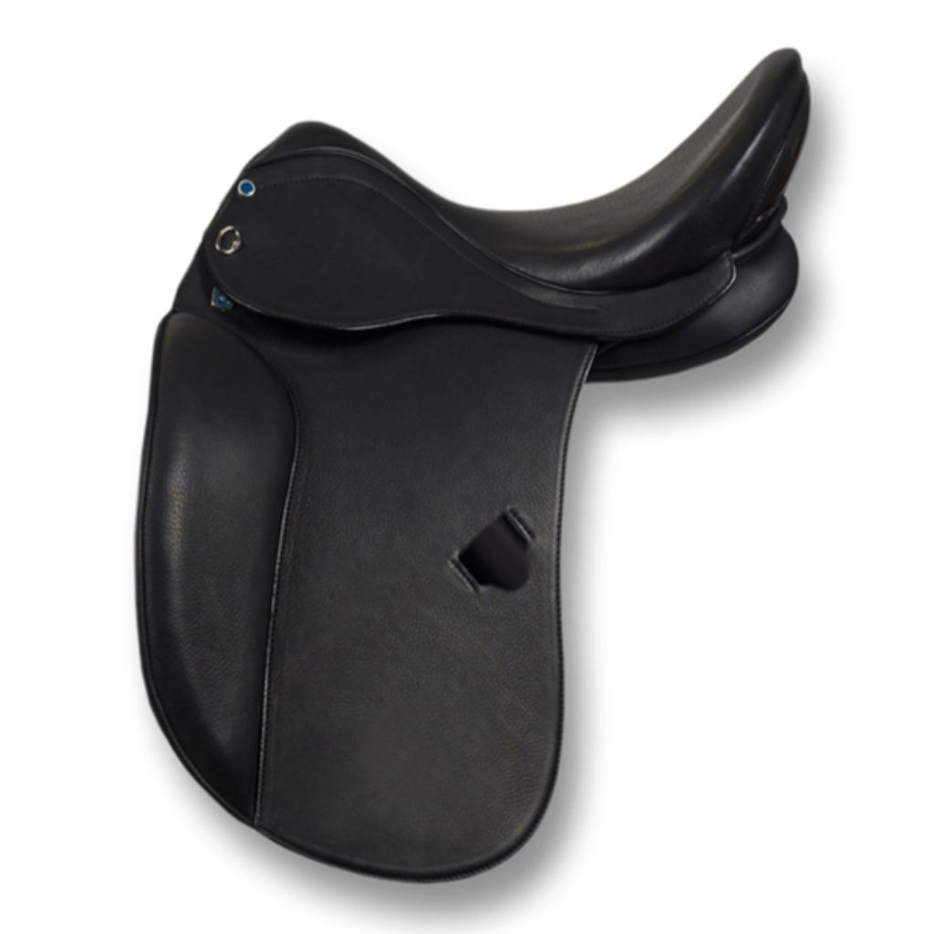 "Demo 1894 17.5"" Dressage Saddle"