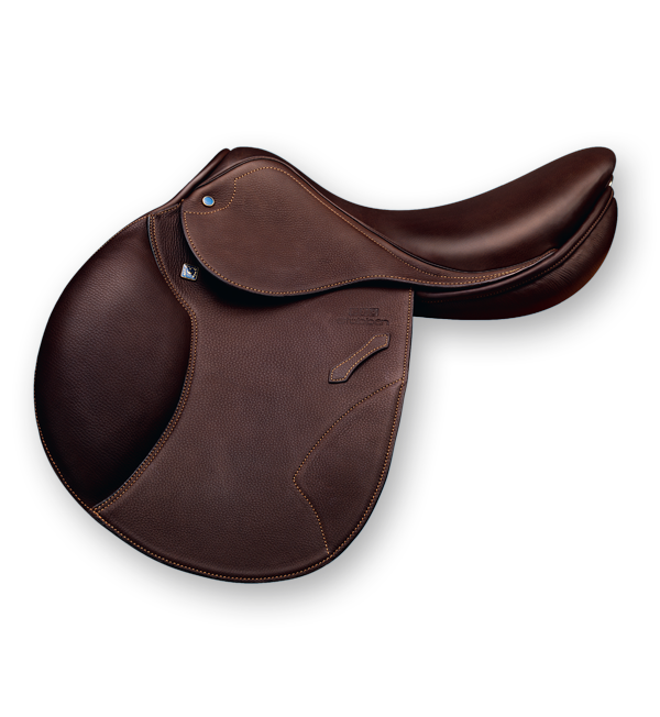 S Portos Elite Jumping Saddle