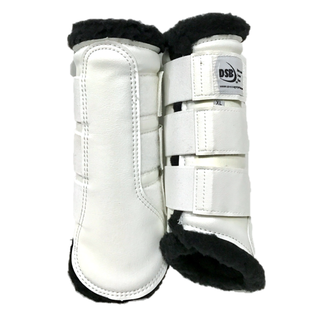 Original DSB by Dressage Sport Boots White