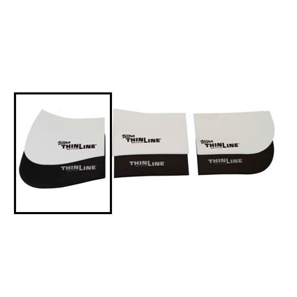Front Shims for Trifecta Cotton Half Pad (7305) with NO Sheepskin