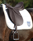 Velvet Touch Deluxe Stirrup Leathers