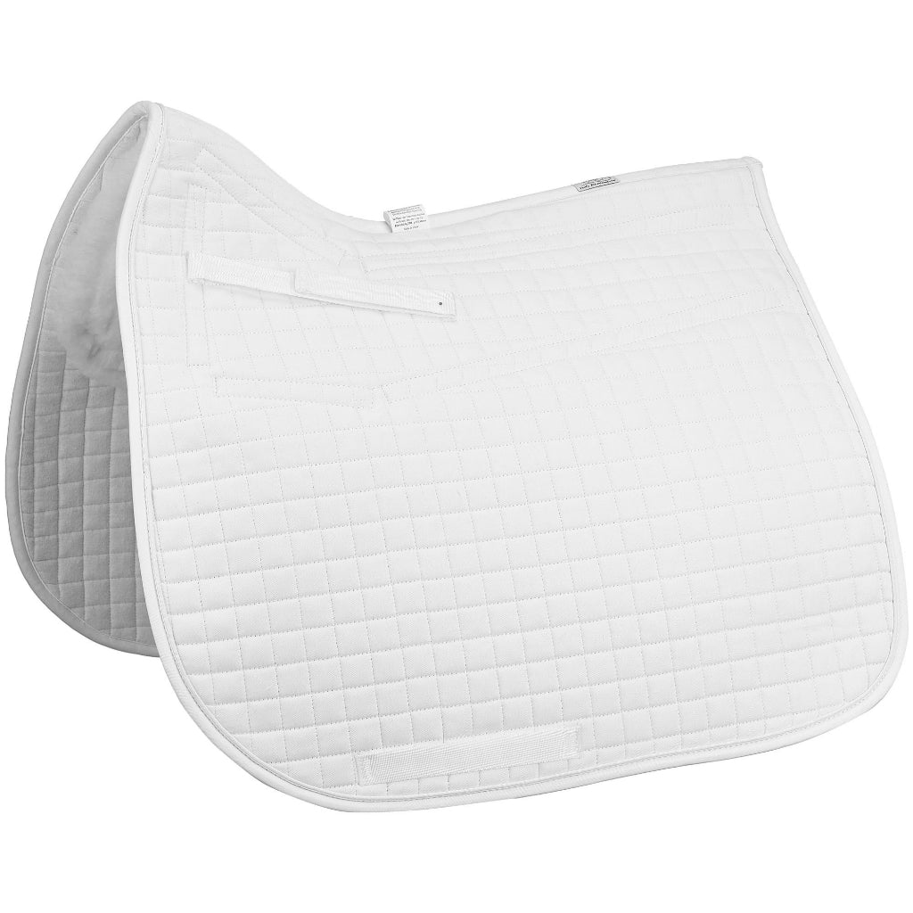 Sheepskin Lined Dressage Pad