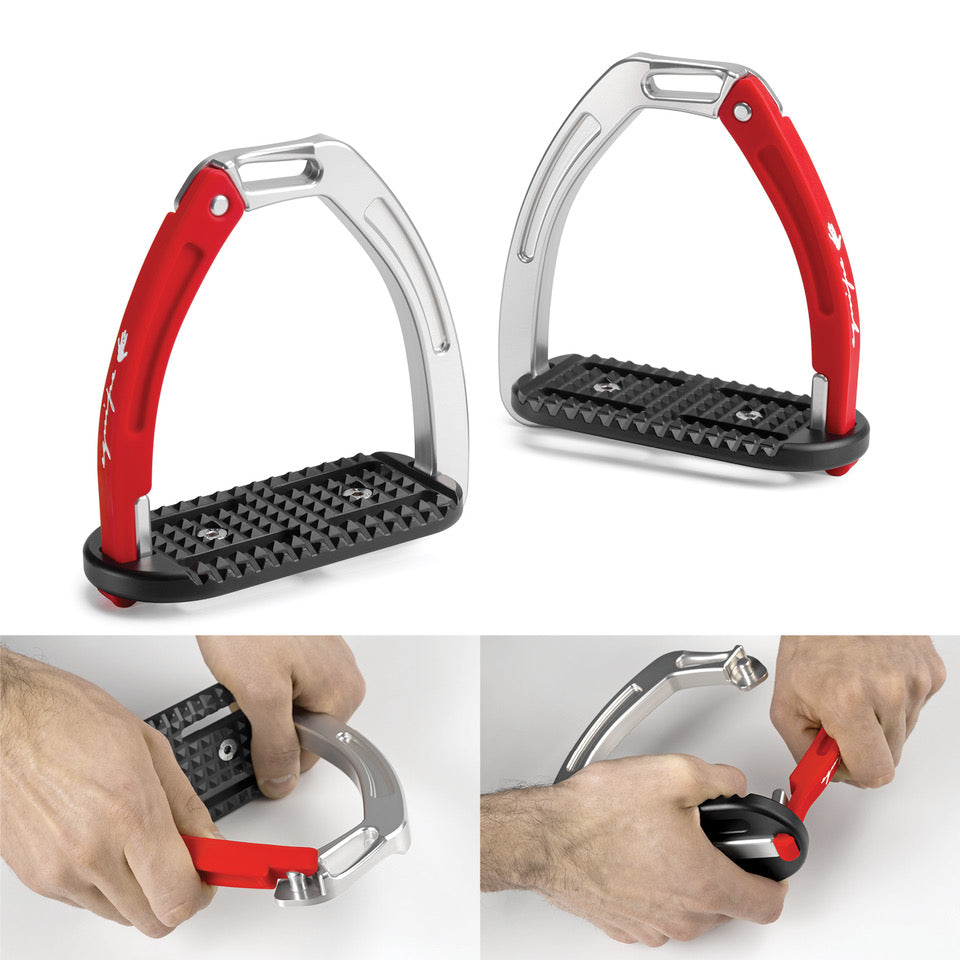 Equipe Safety Stirrup Irons
