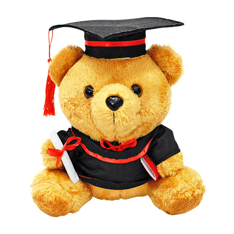 Graduation Bear Plush