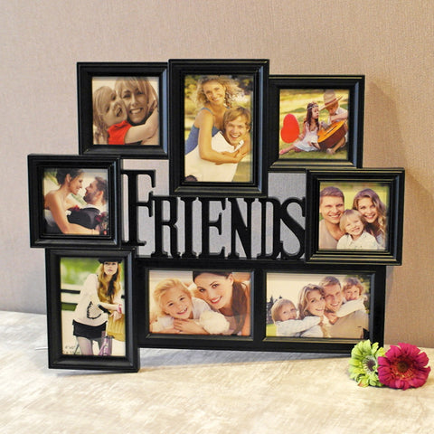 Friends 8-in-1 Photo Frame