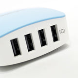 USB 4-in-1 Travel Adapter