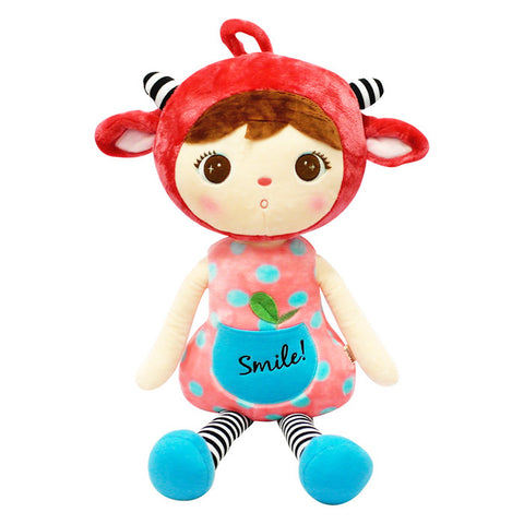 Girl Doll with Sheep Hoodie (42cm)
