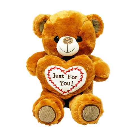 """Just for You!"" Bear Plush"