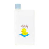 A6 Cute Duck Memo Water Bottle