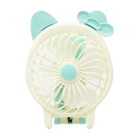 Cute Ears Mini Fold-able Fan