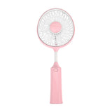 Badminton Racket Handheld Fan