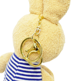 Rabbit Key Chain with Scent