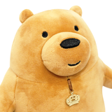 Bear Plush with Crown Pendant