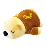 Bear with Tee Lying Position Plush