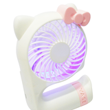 Cat Ears Handheld Fan