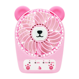 Bear Mini Fan
