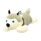 Husky Lying Position Plush