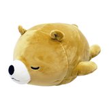 Animal Lying Position Plush with Blanket