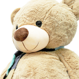 Bear with Long Scarf Plush