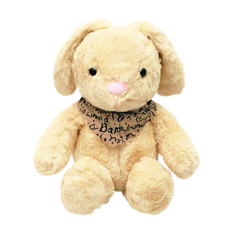 Rabbit with Scarf Plush