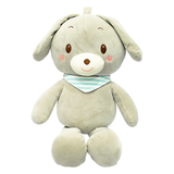 Dog with Scarf Plush
