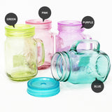 Glass Mug Value Bundle - 4 for $12