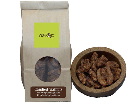 Candied Walnuts (8 oz. or 16 oz.)