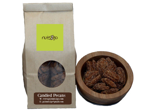Candied Pecans (8 oz. or 16 oz.)