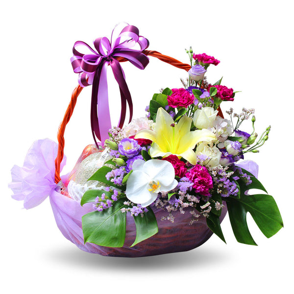 C15 Basket Blooms (Size XL)