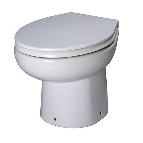 Saniflo SaniMARIN 31C | Compact Electric Marine Toilet