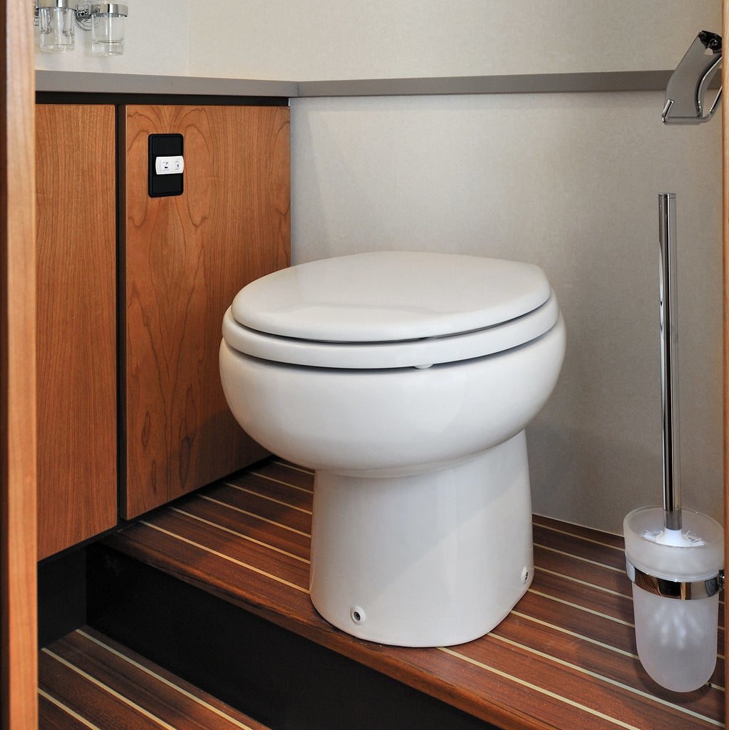 Saniflo Marine Depot | Electric Marine Toilets for Boats : Compact ...