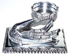 Hand Of Compassion Burner- Candle Holder