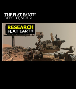 THE FLAT EARTH REPORT, VOL2 , May 28-June 15 PRINT EDITION