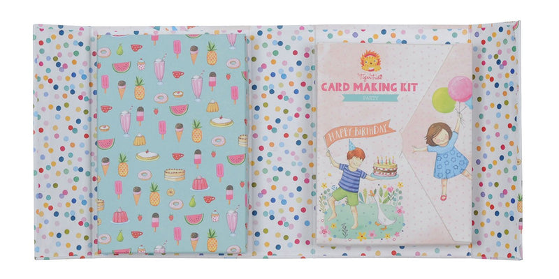 Tiger Tribe Card Making Kit- Party