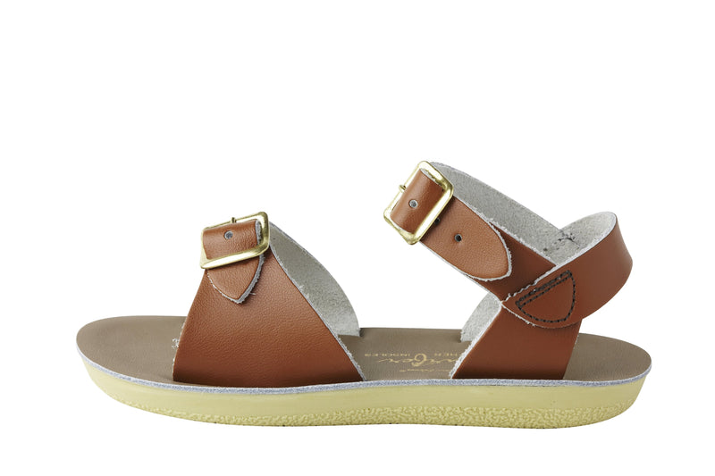 Salt Water Sandals Sun-San Surfer Tan