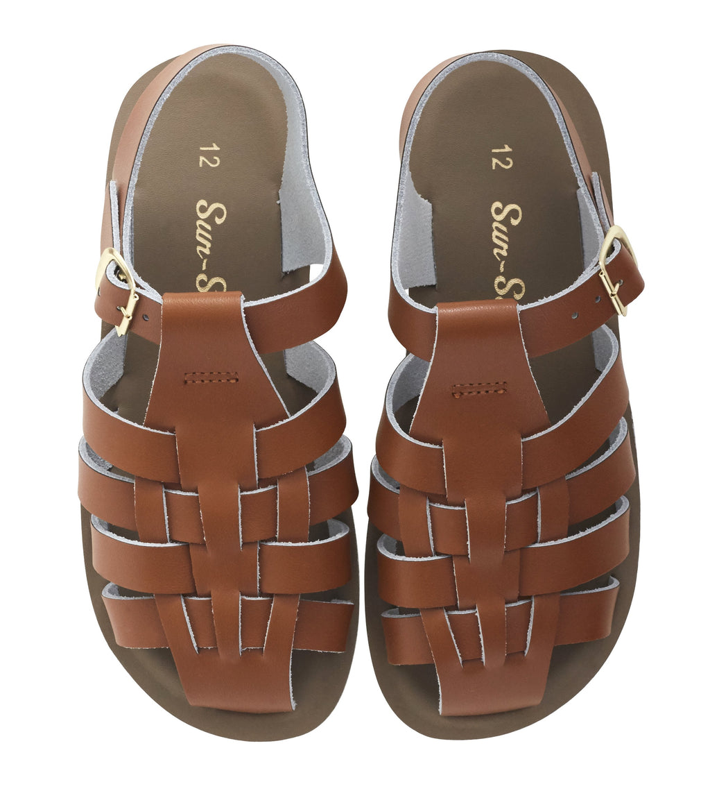 Salt Water Sandals Sun-San Sailor Tan