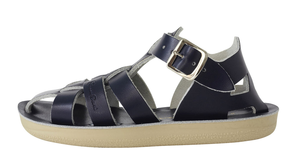 Salt Water Sandals Sun-San Shark Navy