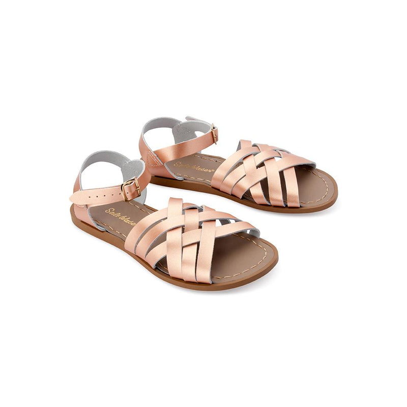 Salt Water Sandals Retro Rose Gold
