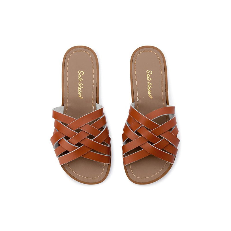 Salt Water Sandals Retro Slide Tan