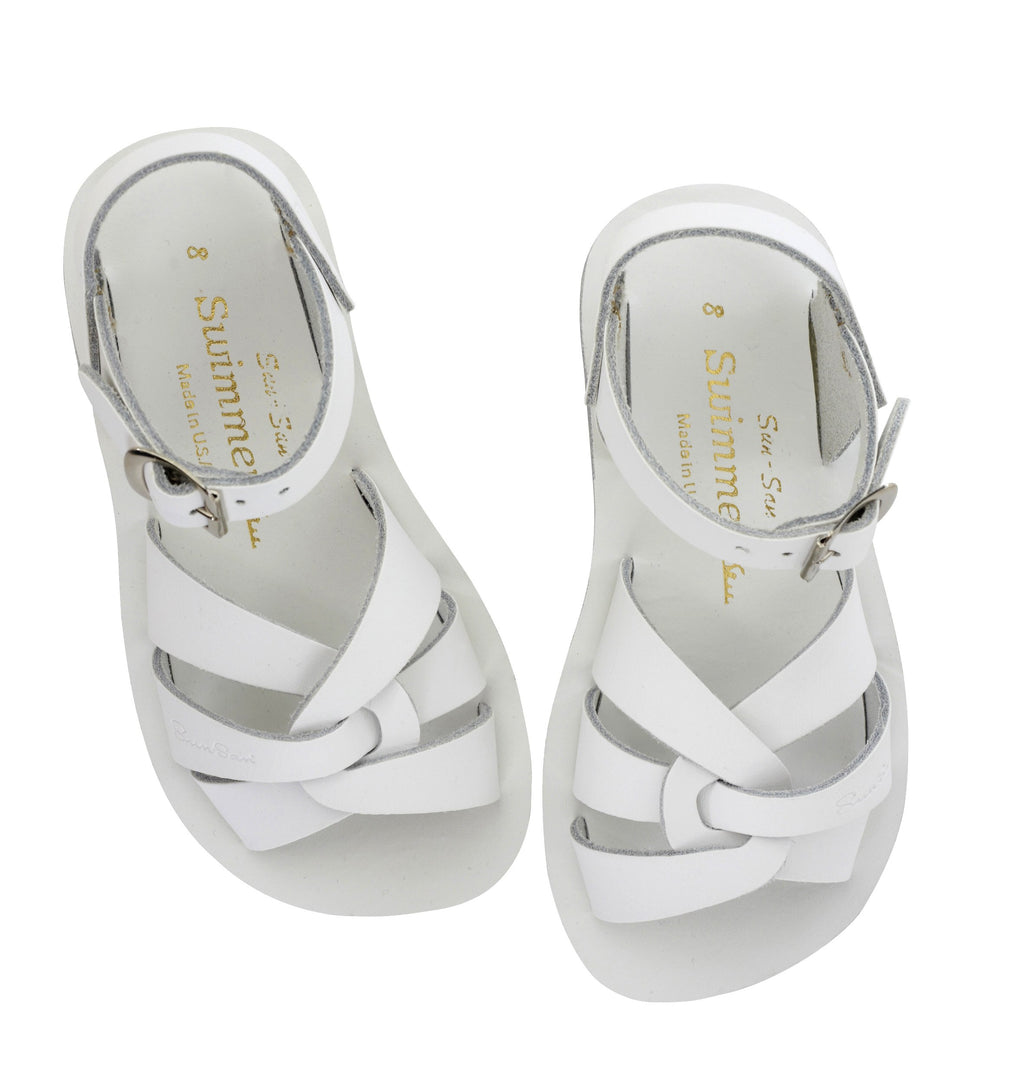Salt Water Sandals Sun-San Swimmer White