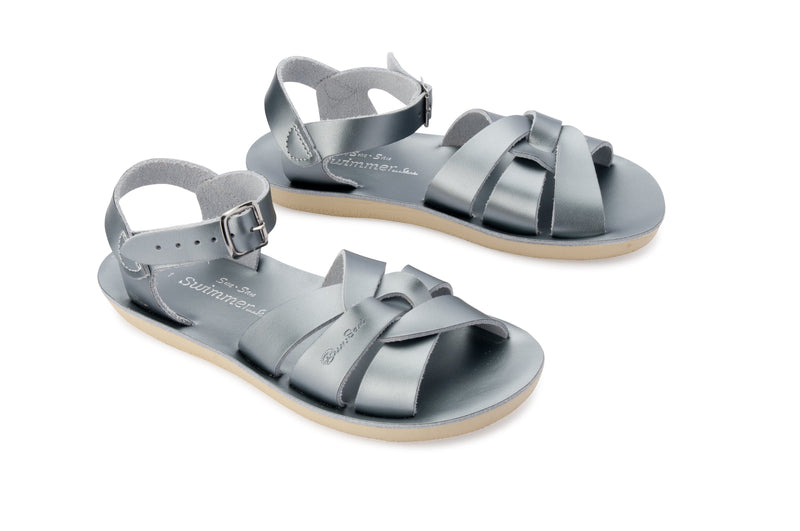 Salt Water Sandals Sun-San Swimmer Pewter