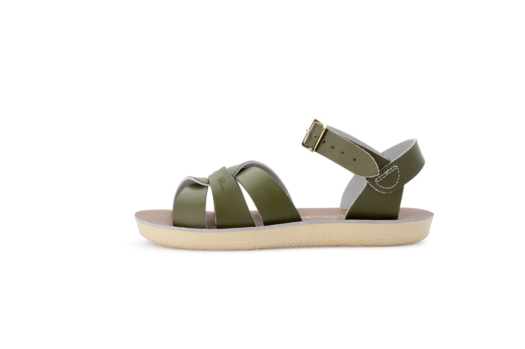 Salt Water Sandals Sun-San Swimmer Olive